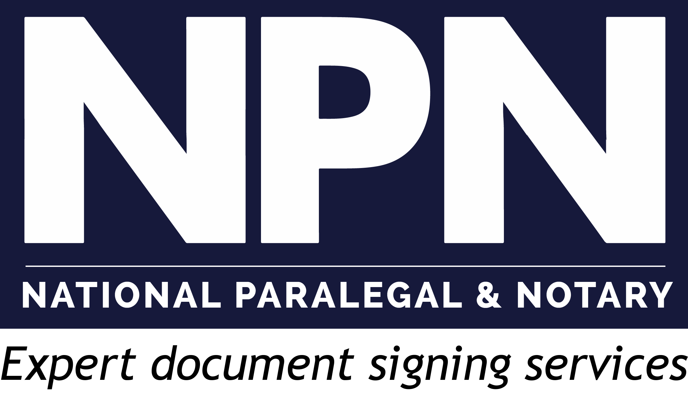 National Paralegal Notary