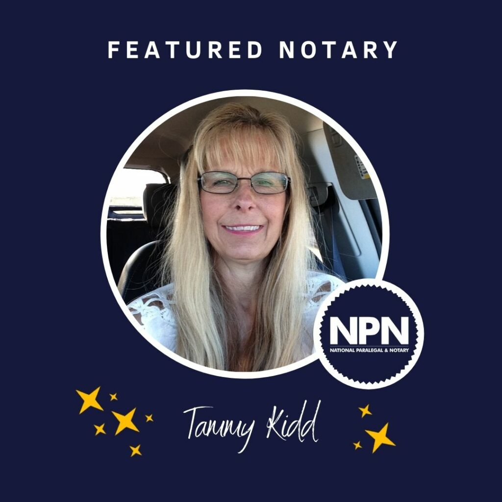 NPN Featured Notary